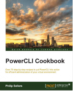 PowerCLI-Cookbook