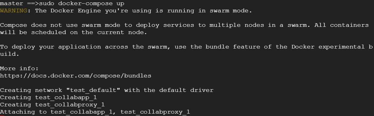 Demonstrating Docker 1 12 Service Discovery with Docker Compose