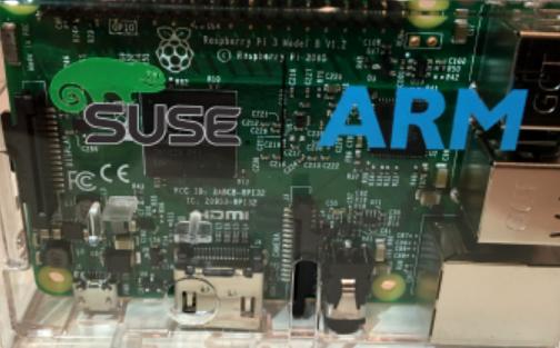 Test-Drive Docker 1 12 on first 64-bit ARM OpenSUSE running