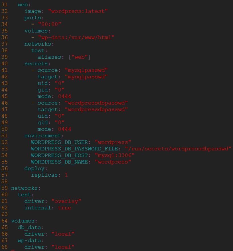 Docker Compose V3.1 File Format Now Supports Docker 1.13.1