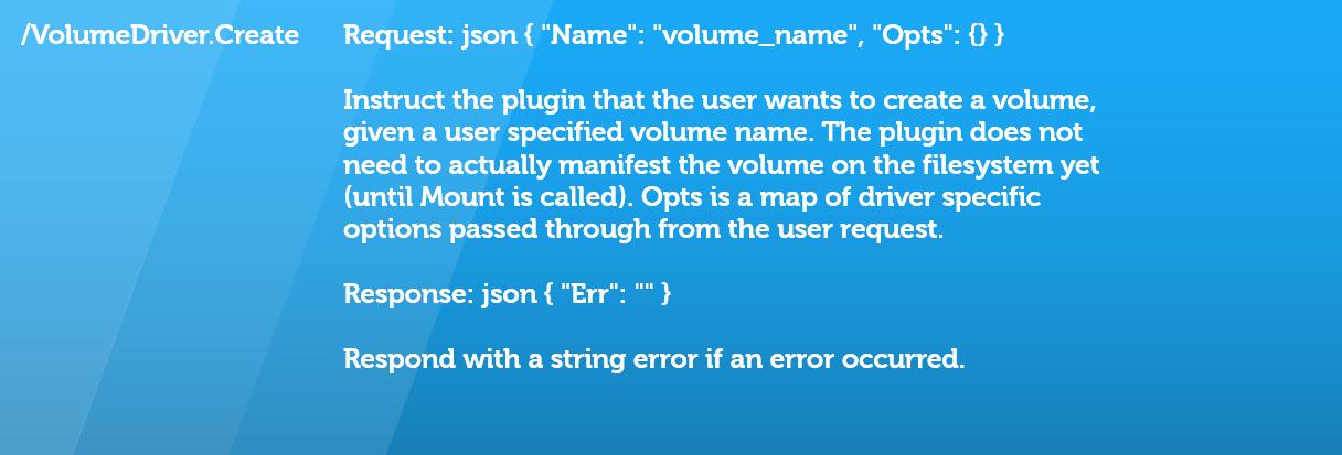 Docker Volume PLugin – Collabnix