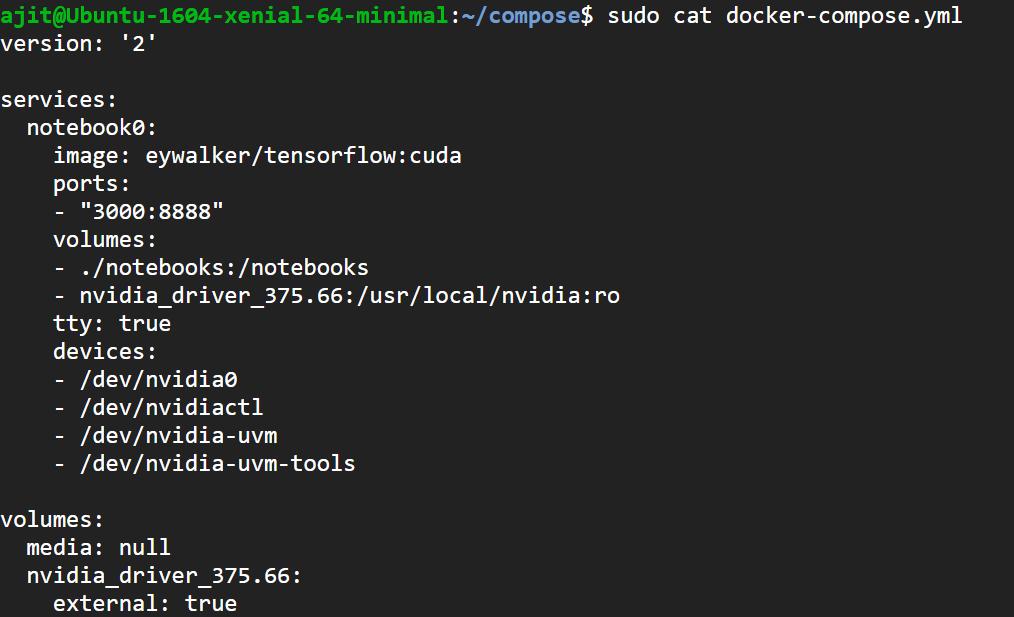 Running NVIDIA Docker in the GPU-Accelerated Data Center