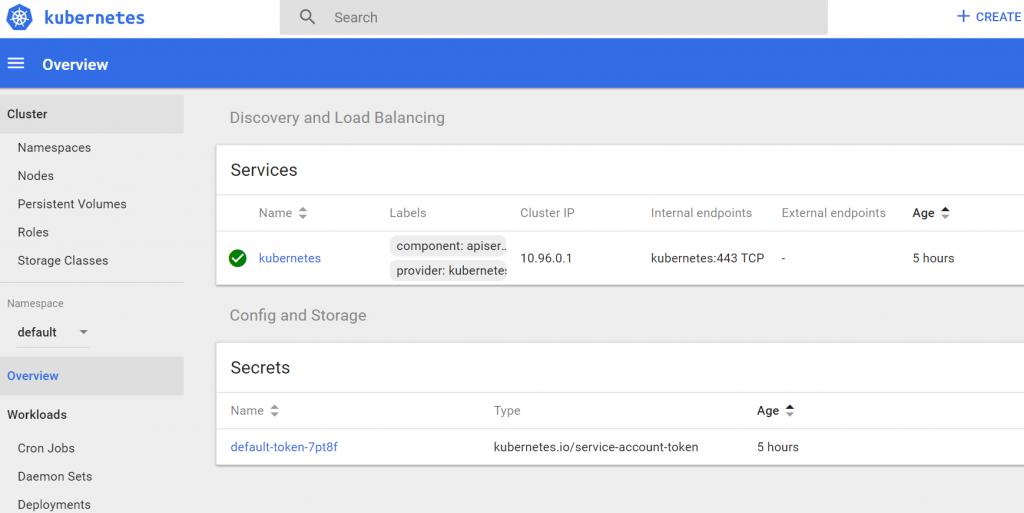 5 Minutes to Kubernetes Dashboard running on Docker Desktop