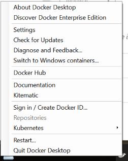 Test Drive 5 Cool Linux Applications on Docker Desktop for